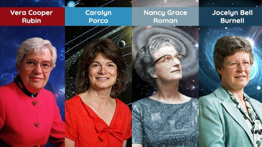 Women Astronomers Who Made Their Name in History